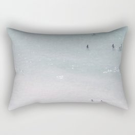 Beach dreams II Rectangular Pillow