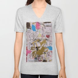 My Neighborhood Unisex V-Neck