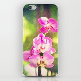 Orchid Impressions iPhone Skin