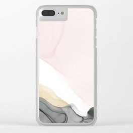 Dream Collection Clear iPhone Case