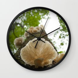 Waste Managment Wall Clock