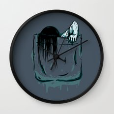 Pocket Samara Wall Clock