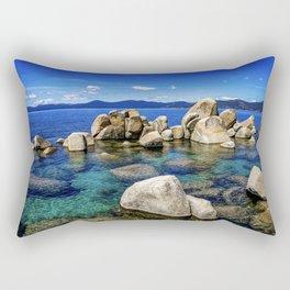 Stones at Tahoe  Rectangular Pillow