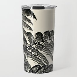 Palm Fan Travel Mug