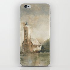 Grand Island Guardian iPhone & iPod Skin