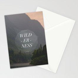 WILDERNESS — Stationery Cards