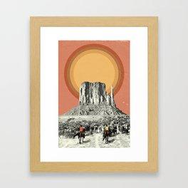 Herd Framed Art Print