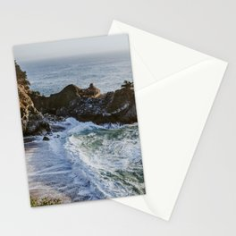 McWay Falls Tidefall Stationery Cards