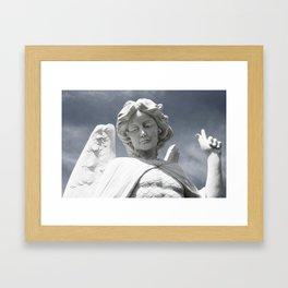 From On High Framed Art Print