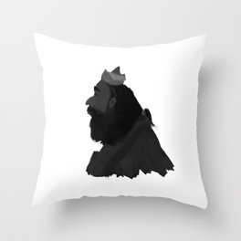 Wall painter Throw Pillow