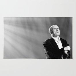 Phil Collins Rug