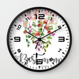 Best mom ever | Mother's day Wall Clock