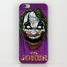 Joker Zombie iPhone & iPod Skin