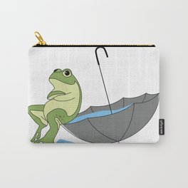 Saves Water for Frog Carry-All Pouch