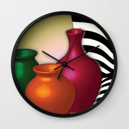 BEER SHEBA Wall Clock