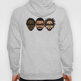 Drake, J Cole, Kendrick (Heart, Mind, Soul) Hoody
