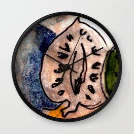TSR Art and Earth Fund Wall Clock