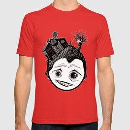 house head T-shirt