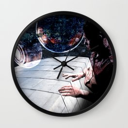 The Architecture of Raymond Wall Clock