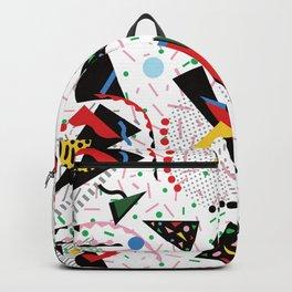 Postmodern Dinner Plates Backpack