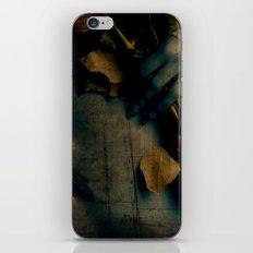 Dead beauty iPhone & iPod Skin