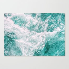 Whitewater 3 Canvas Print
