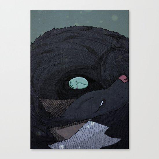 Safe Canvas Print