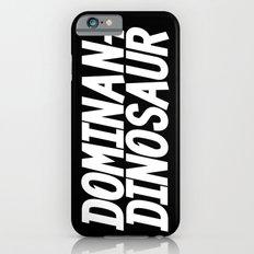 DominantDinosaur iPhone 6s Slim Case