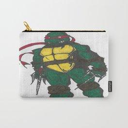 Ninja Turles Raphael  Carry-All Pouch