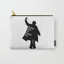 Sincerely Yours, The Breakfast Club Carry-All Pouch