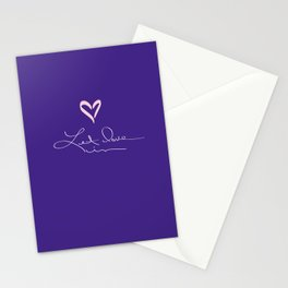 Let Love In [4/6] Stationery Cards