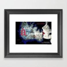 Film Poster Framed Art Print