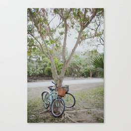 A Summer Ride Canvas Print