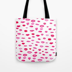 Kiss Kiss Bang Bang Tote Bag