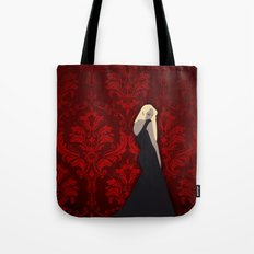 The maxi dress Tote Bag