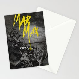 Mad Max :  Fury Road Stationery Cards