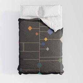 winter equinox Comforters