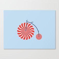 Sweet Ride Canvas Print