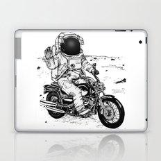 Moon Biker Laptop & iPad Skin