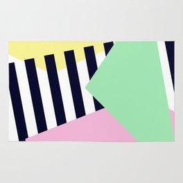 Pastels & Crossings Rug