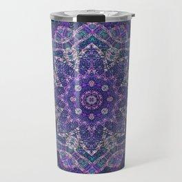 Batik Meditation  Travel Mug