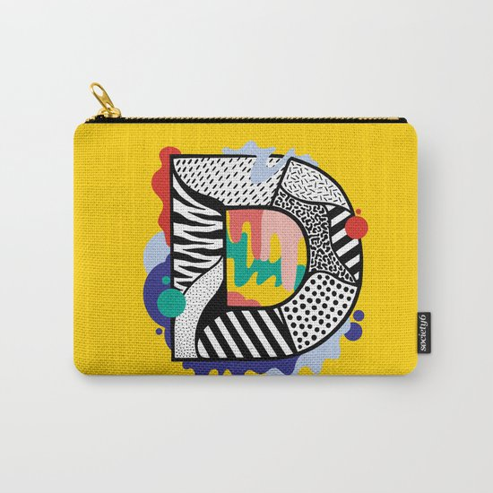 D for …. Carry-All Pouch