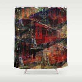 Durango & Silverton Shower Curtain