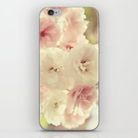 grace iPhone & iPod Skins featuring grace by Sylvia Cook Photography