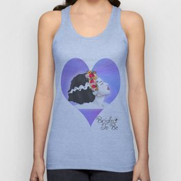 Bride to be Unisex Tank Top