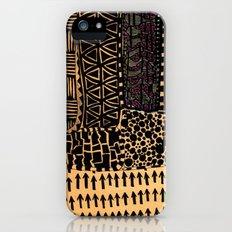 africa 2 Slim Case iPhone (5, 5s)