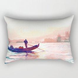 Canal Grande, Venice Rectangular Pillow