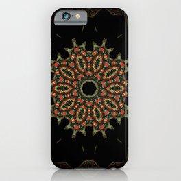 Kaleid 6111 by LH iPhone Case
