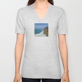 Cali. Coast Unisex V-Neck