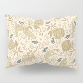 Countryside lodge view Pillow Sham